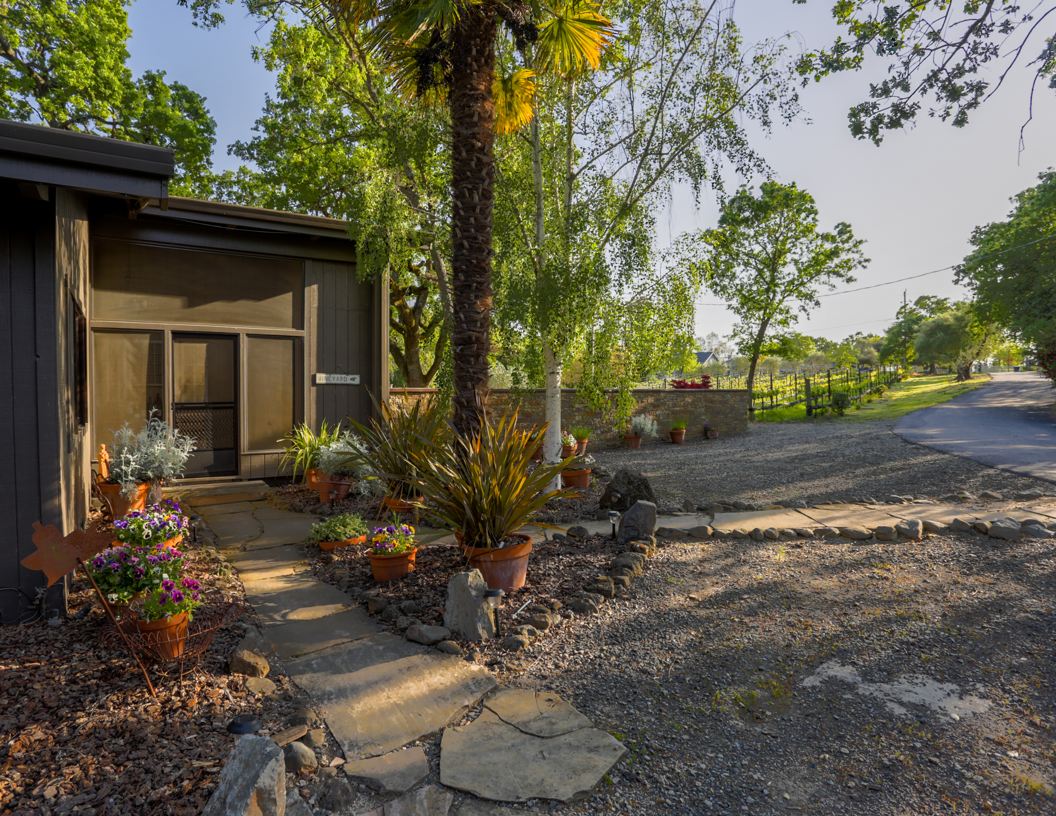 Terra Meade   Sonoma Wine Country and Napa Wine Country Vacation Rental